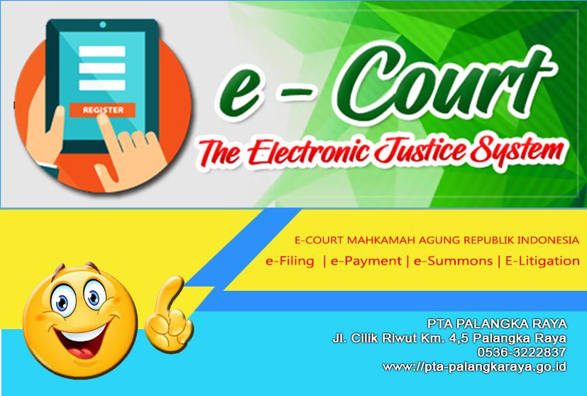 e - Court Pendaftaran Perkara Online